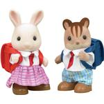Soft Dolls Sylvanian Families School Friends