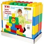 Construction Kit on sale Wader Building Bricks XXL 24pcs