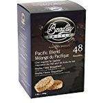 Smoke Dust & Pellets Bradleysmoker Pacific Blend Flavour Bisquettes BTPB48