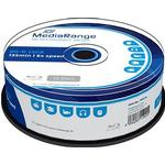 Blu-ray MediaRange BD-R Extra Protection 25GB 6x Spindle 25-Pack