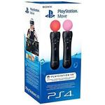 Game Controllers Sony Playstation Move Motion - Twin Pack