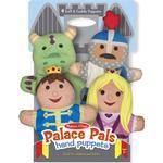 Cheap Puppets Melissa & Doug Palace Pals Hand Puppets
