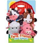 Puppets Melissa & Doug Farm Friends Hand Puppets