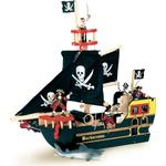 Toy Boat price comparison Le Toy Van Barbarossa Pirate Ship