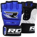 Gloves - MMA RDX Leather MMA Gloves