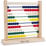 Abacus Melissa & Doug Abacus Classic Wooden Toy