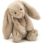 Soft Toys - Bunny Jellycat Bashful Beige Bunny 31cm
