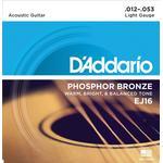 Strings D'Addario EJ16