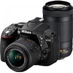 Digital Cameras price comparison Nikon D5300 + AF-P 18-55mm VR + AF-P 70-300mm ED VR
