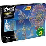 Toys Knex 3 in 1 Classic Amusement Park Building Set 17035