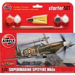 Paint Paint price comparison Airfix Supermarine Spitfire MkIa Starter Set A55100