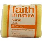 Bar Soap Faith in Nature Orange Soap 100g
