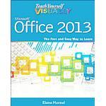 Office 2013 Books teach yourself visually office 2013
