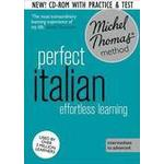 Perfect Italian Intermediate Course: Learn Italian with the Michel Thomas Method (Ljudbok CD, 2014), Ljudbok CD