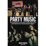Party Music (Häftad, 2013), Häftad