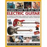 Learn How to Play the Electric Guitar (Häftad, 2015), Häftad