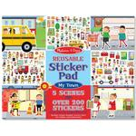 Stickers Stickers price comparison Melissa & Doug Reusable Sticker Pad My Town