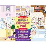 Stickers Stickers price comparison Melissa & Doug Reusable Sticker Pad Play House