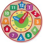 Cheap Shape Sorters Melissa & Doug Shape Sorting Clock