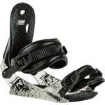 Snowboard Bindings - Black Nitro Charger Youth
