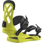 Snowboard Bindings - Green Union Contact Pro