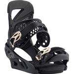 Snowboard Bindings - Gold Burton Lexa
