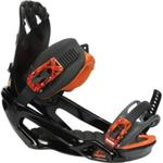 Snowboard Bindings - White Salomon Rhythm