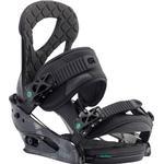 Snowboard Bindings - Purple Burton Stiletto