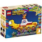 Lego Ideas The Beatles Yellow Submarine 21306