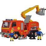 Fireman Sam - Play Set Simba Fireman Sam Jupiter Including 2 Figures