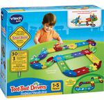 Car Tracks Vtech Toot-Toot Drivers Deluxe Track Set