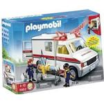 Playmobil Rescue Ambulance 5681