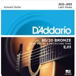 Strings D'Addario EJ11