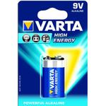 Alkaline - 9V (6LR61) Batteries and Chargers price comparison Varta 6LR61