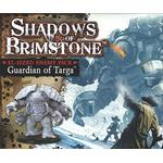 Miniatures Games - Co-Op Flying Frog Productions Shadows of Brimstone: The Guardian of Targa XL Enemy Pack