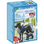 Play Set price comparison Playmobil Great Dane with Puppy 5210