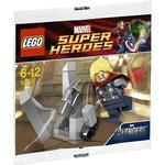 Lego Marvel Super Heroes Thor & the Cosmic Cube 30163