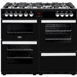 Dual Fuel Cooker - 100 cm Dual Fuel Cooker price comparison Belling Cookcentre 100DF