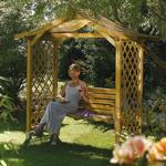 Swing Hammock Outdoor Furniture Rowlinson Dartmouth Swing Hammock