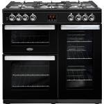 Belling Cookcentre 90G Black