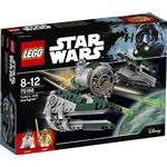 Lego Star Wars Lego Star Wars price comparison Lego Star Wars Yoda's Jedi Starfighter 75168