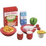 Food Toys - Wood MaMaMeMo Breakfast Set