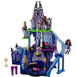Fashion Dolls - Play Set Mattel Monster High Freaky Fusion Catacombs