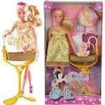 Fashion Dolls - Play Set Simba Steffi Love Royal Baby