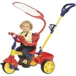 Plasti - Tricycle Little Tikes 4 in 1 Trike Primary