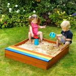 Wood - Sand Boxes Plum Store it Wooden Sand Pit
