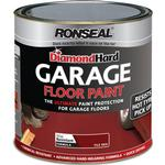 Floor Paint - Glossy Floor Paint price comparison Ronseal Diamond Hard Garage Floor Paint Red 2.5L