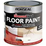 Floor Paint - Glossy Floor Paint price comparison Ronseal Diamond Hard Floor Paint Off-white 2.5L