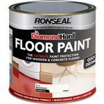 Floor Paint Ronseal Diamond Hard Floor Paint Off-white 2.5L