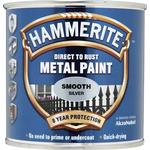 Metal Paint price comparison Hammerite Direct to Rust Smooth Effect Metal Paint Silver 0.25L